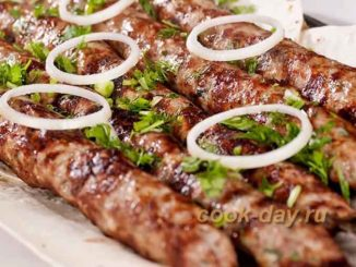 Кавказская кухня: вкусные и полезные блюда долгожители Кавказа: шашлык